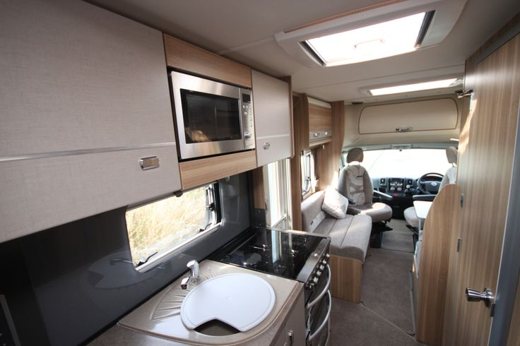 Swift Bessacarr E484 2014 Model Motorhome Image