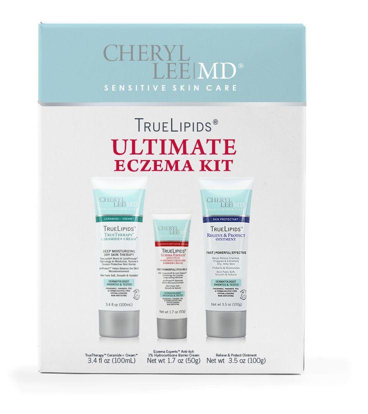 Ultimate Eczema Kit - Cheryl Lee MD Sensitive Skin Care - 1