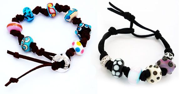 Nalu Surf beads, ocean inspired jewellery