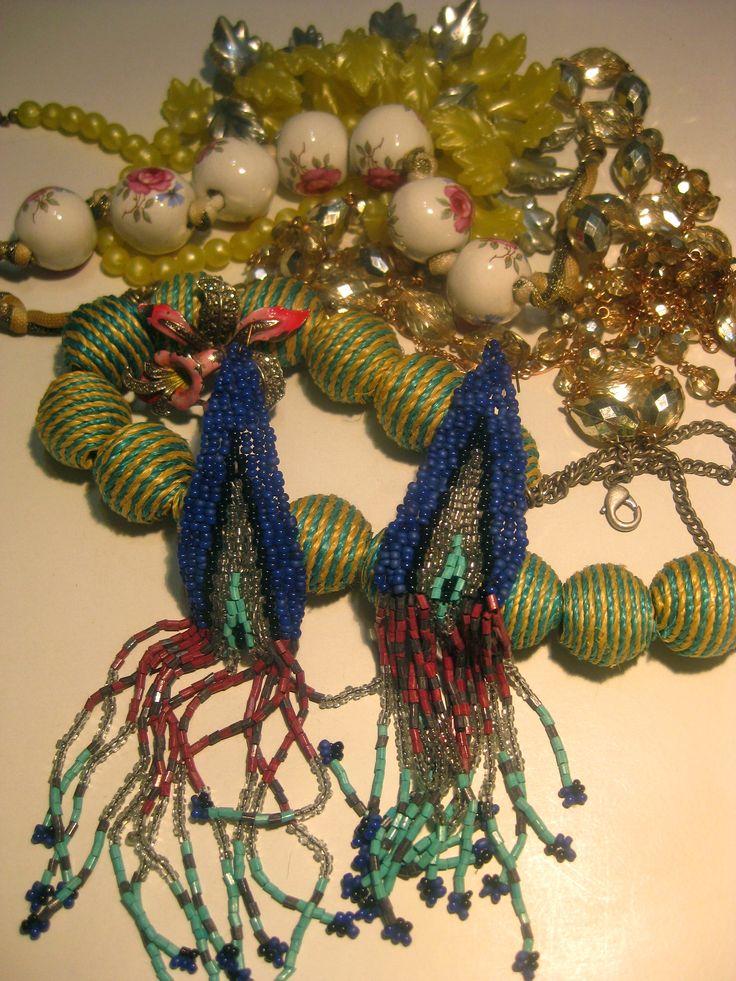 Kat's jewelry.