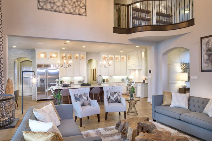 Jonas Brothers Texas Home Stunning Rustic Living Room: 17 Best Images About Kitchen/Living-Room Combo On