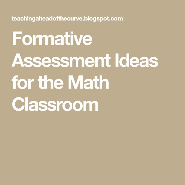 Best  Formative Assessment Ideas On   Formative