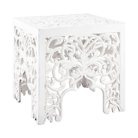 Zara home table d appoint table de lit for Table zara home