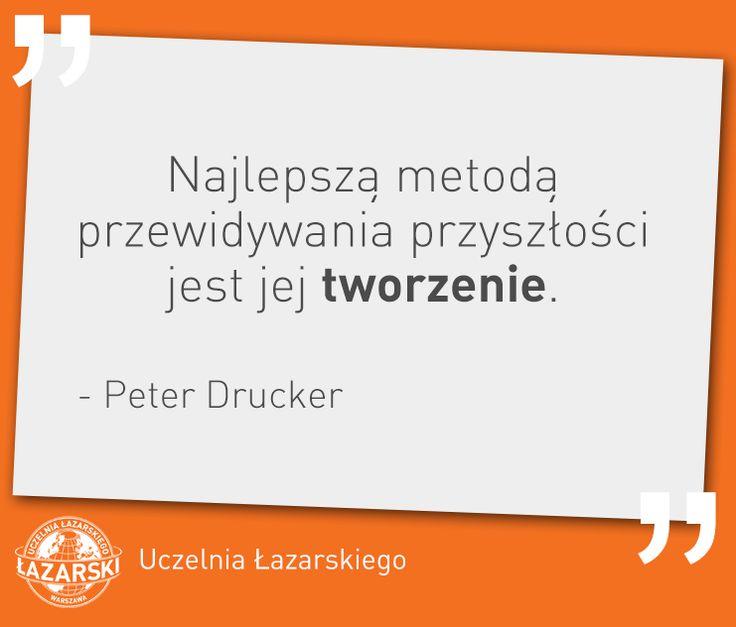 #lazarski #cytat #motto