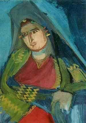 Eren EYÜBOĞLU - Sanatçı Detayı - Turkish Paintings