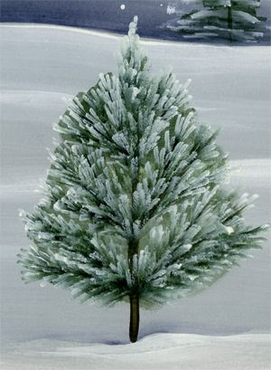 Go to http://www.your-decorative-painting-resource.com/How-To-Paint-Trees.html and learn how to make this