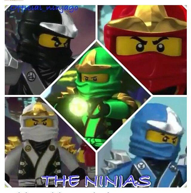17 best images about ninjago on pinterest fans justin - Lego ninjago team ...