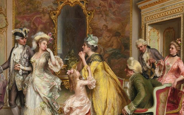 [ R ] Arturo Ricci - L'Attesa (c.1895) - Detail | Flickr - Photo Sharing! www.flickr.com640 × 401Buscar por imagen [ B ] Walter Bondy - Opening the hat box (c.1920) francesco hayez paintings - Buscar con Google