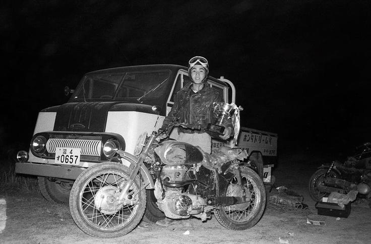 1959 MCFAJ 全日本クラブマンモトクロス:大阪信太山  1959 MCFAJ All Japan Motocross, Osaka  Shinodayama