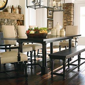 71 Best Dining Furniture Images On Pinterest  Dining Furniture Classy Dining Room Table Leaf Replacement Design Ideas