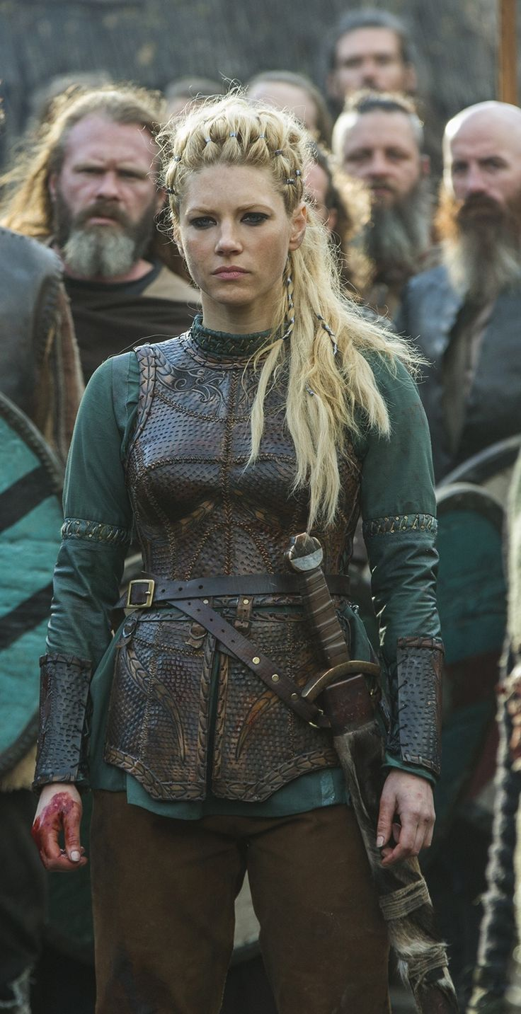 Shieldmaiden Lagertha - Earl Ingstad of Hedeby