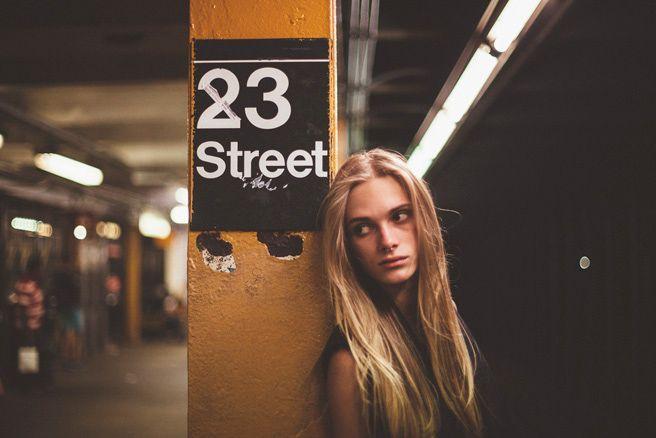 Meet Stav Strashko, The Man Who's Modeling as a Woman