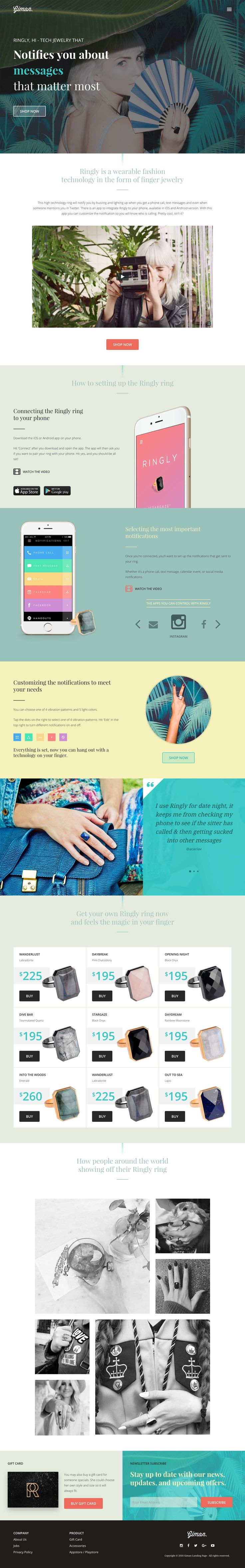 412 best One Page Website Templates images