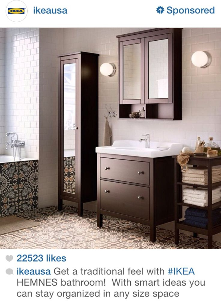 bathroom furniture ideas ikea clean and would work with so many styles - Bathroom Design Ideas Ikea