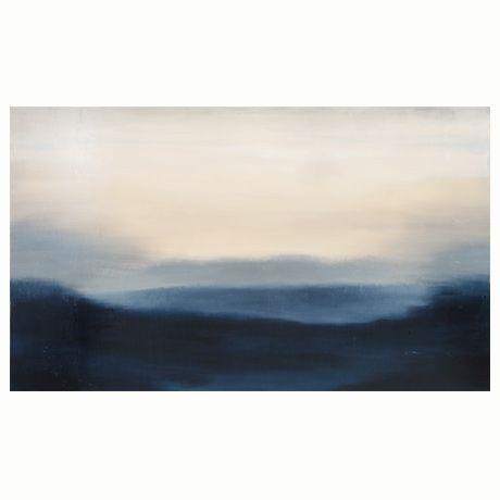 Indigo Skies Canvas 204x122cm (Hand Painted)
