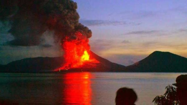 Glamorous Incredible Photos Show Papua New Guinea Volcano Spewing Ash Lava as well as Lava Mother Mountain In Papua New Guinea | Goventures.org