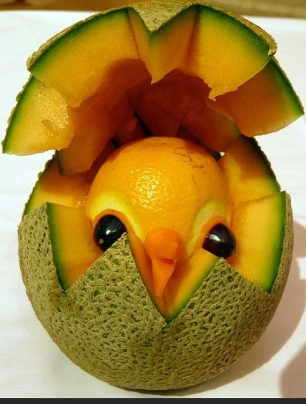 funny food creation designs food art funny images bajiroo pictures 32 Funny Food Art You Can Try at Home (36 Photos)