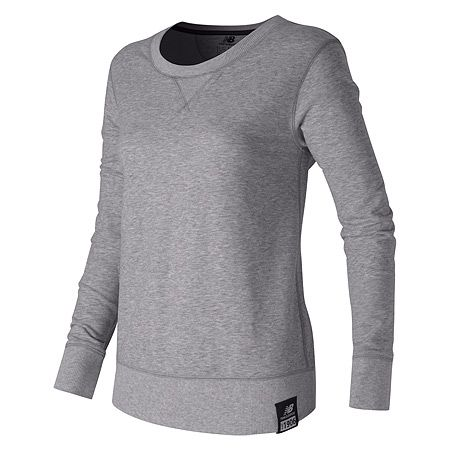 """New Balance Crew Neck Sweatshirt - Women's"""