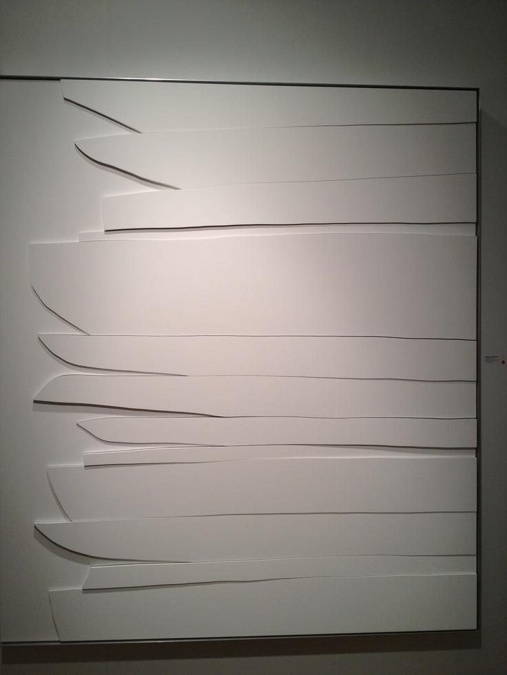 ROBERTO PIETROSANTI. Untitle. Acrilic Paint on PVC — at Art Miami.