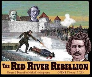 the red river rebellions was all the events that tok place in the 1869 establisment. the red river rebellion started because the metis were losing their land. Mcdonald didnt do much about it because if he spilt the land he would have smaller population. setters were angry with the HBC for proceeding with the sale of rupeits land. they felt as if the canadian government was trying to take away there land.