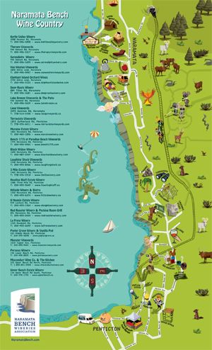 Naramata-Bench-Winery-Region-Map