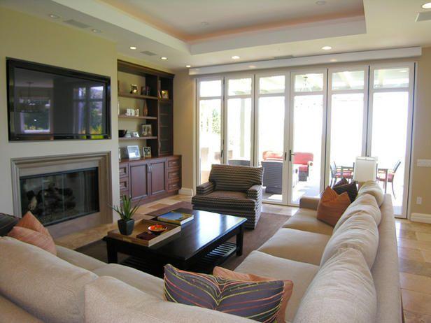 Hammerschmidt Transitional Living Room Neutral Sec Apartment Pinterest Lots Of Windows