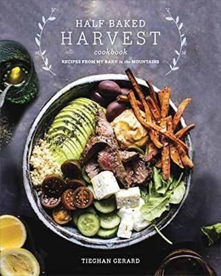 Half Baked Harvest Cookbook : Tieghan Gerard : 9780553496390  Whether you need to get dinner on the table for your family tonight or are planning your next get-together with friends, Half Baked Harvest Cookbook has your new favorite recipe. Tieghan Gerard grew up in the Colorado mountains as one of seven children. When her dad took too long to make dinner every night, she started doing the cooking--at age 15. Ever-determined to reign in the chaos of her big family