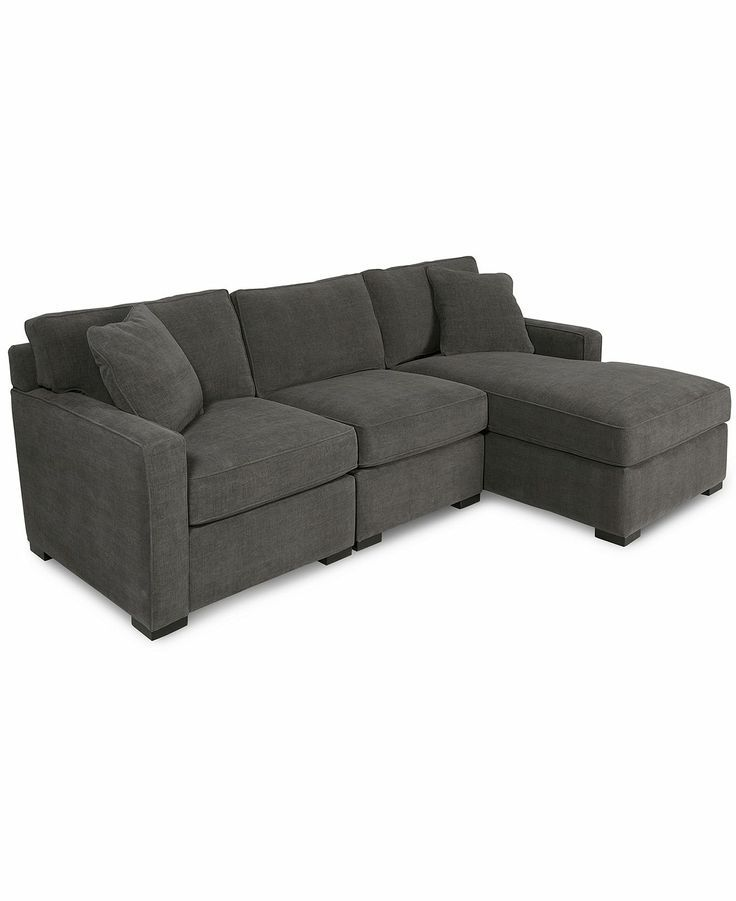 Outstanding Montreal Sectional Sofa In Slate Andrewgaddart Wooden Chair Designs For Living Room Andrewgaddartcom