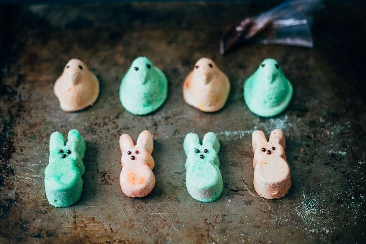 How to Make Marshmallow Peeps—Easter Candy Recipe