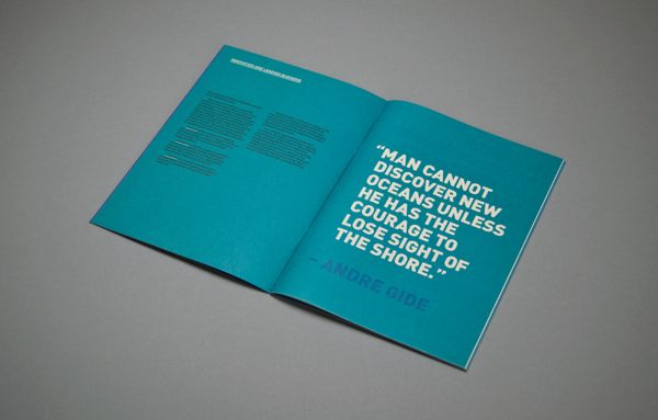Zurich Insurance Training Manuals By Joey Teehan Via Behance