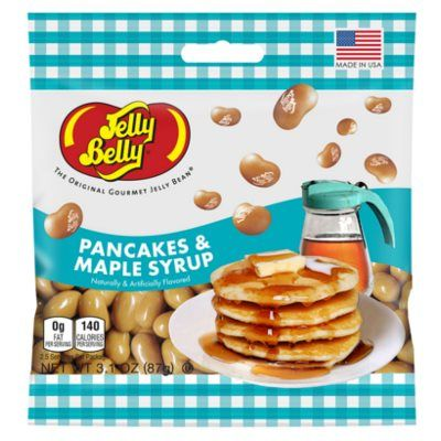 JELLY BELLY BEANS PANCAKES & MAPLE SYRUP BAG   Jelly belly beans aux pancakes et sirop d'érable