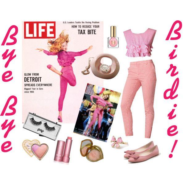 """""""Bye Bye Birdie: Kim MacAfee"""" by dandelionapril on Polyvore"""