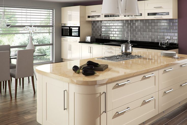 Best 17 Best Images About Cream Gloss Kitchens On Pinterest 400 x 300