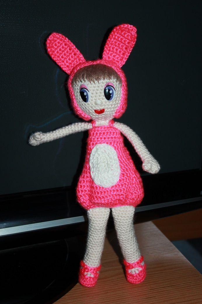 25 best Handmade by Alpenkatzen gehäkelt oder gestrickte Puppen ...