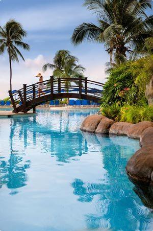 Think Barbados, think Hilton Barbados Resort......LadyLuxury✤
