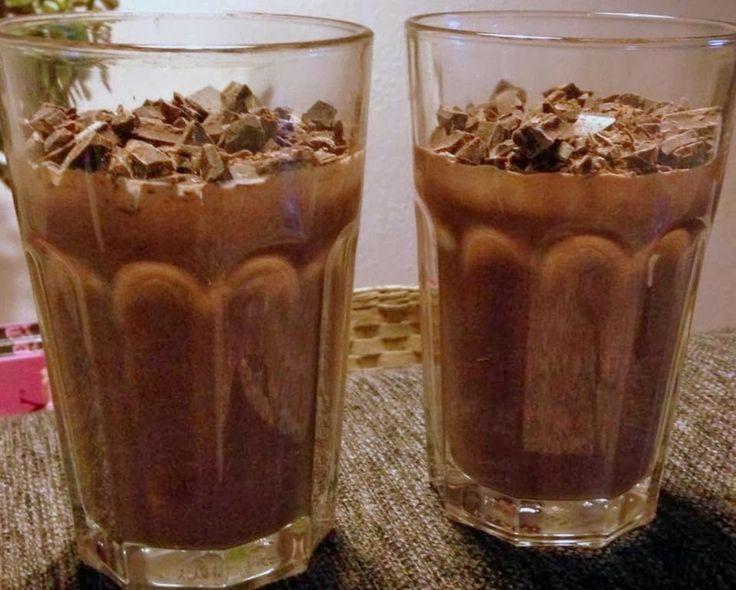 Sundhed og livsstil: Kakao-skyr med chokoladedrys. Tips til 5:2-kosten