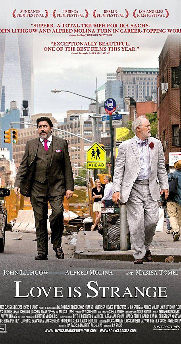 Love Is Strange (2014) - IMDb