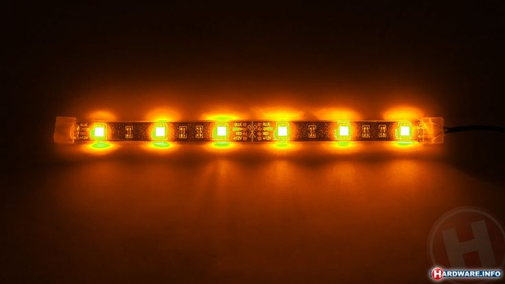 Orange Led Strip Lights