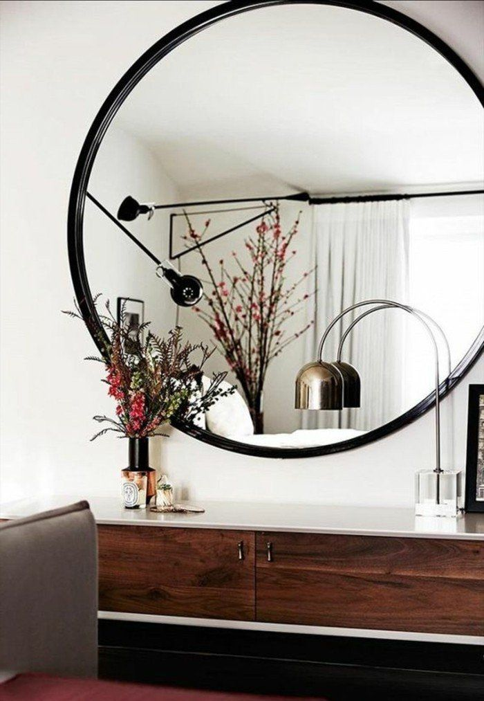 les 25 meilleures id es de la cat gorie miroir grande taille sur pinterest miroir personnalis. Black Bedroom Furniture Sets. Home Design Ideas