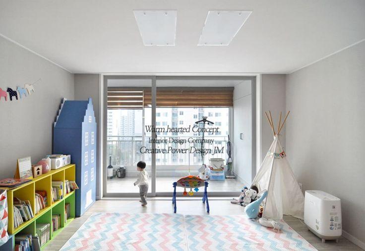 갓 돌을 지난 아이가 있는 집 – 27평 아파트 인테리어