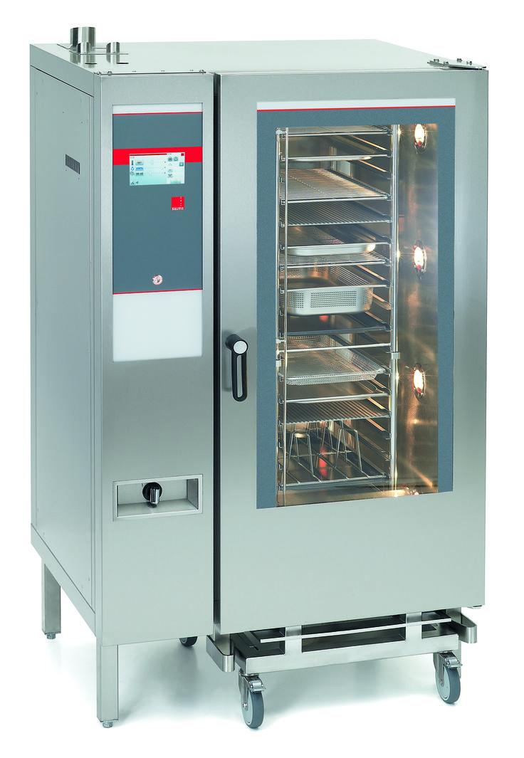 Salvis Combi-Steamer CUCINA 2011QT und 2021QT.