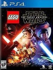 LEGO Star Wars: The Force Awakens (Sony PlayStation 4 2016)