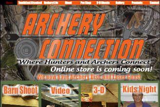 Archery Connection LLC, Phenix City Alabama