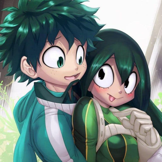 The 18 Greatest My Hero Academia Ships My Hero Academia Tsuyu My Hero Academia Boku No Hero Academia