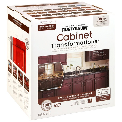 Refacing Kitchen Cabinets Lowes: Cabinet Refinish Kit From Lowe's