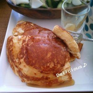 糖質制限低糖質★ふわっふわんな♡おからパンケーキ♡ レシピ・作り方 by marumaruplump|楽天レシピ