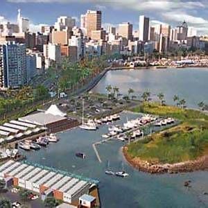 Pleasure city. Durban