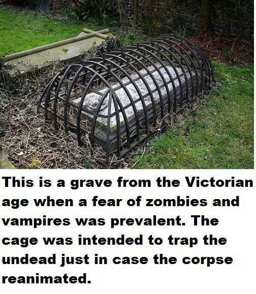 Victorian Grave