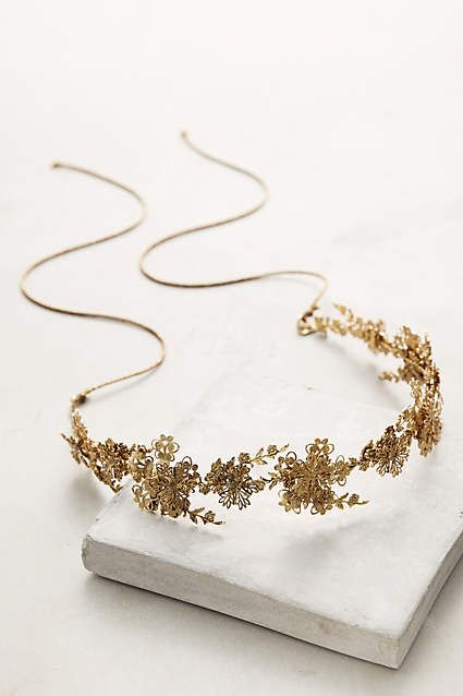 Nyssa Circlet Headband - anthropologie.com