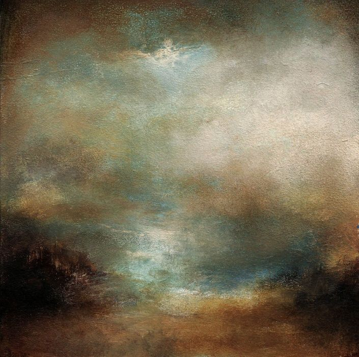 Motion, Acrylic painting by Kerr Ashmore | Artfinder